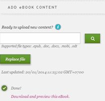 how to add downloaded books to kobo