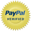 Official PayPal Seal for BB eBooks